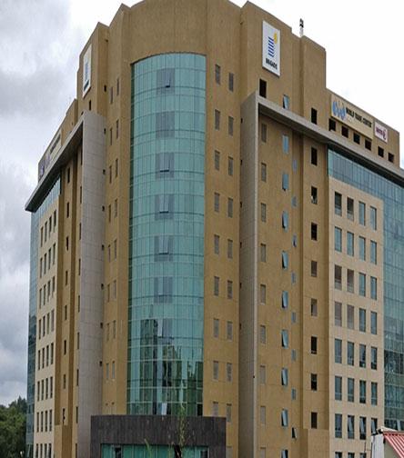Brigade World Trade Centre